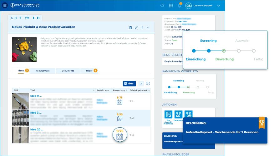 Innovationsmanagement Software 2